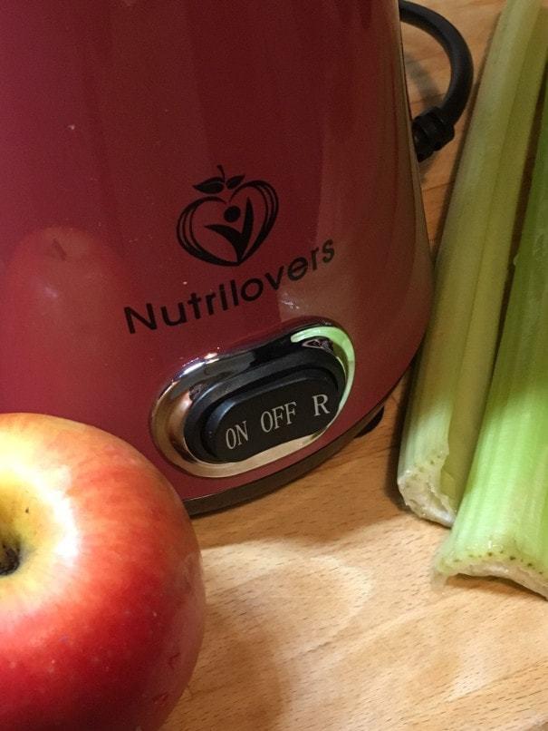 Nutri-Press Schalter