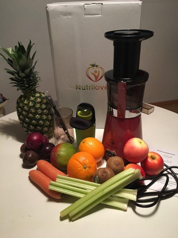 Nutrilovers Nutri-Press Zubehör