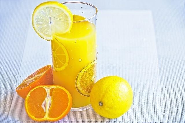 Entsafter Drink Vitamin C