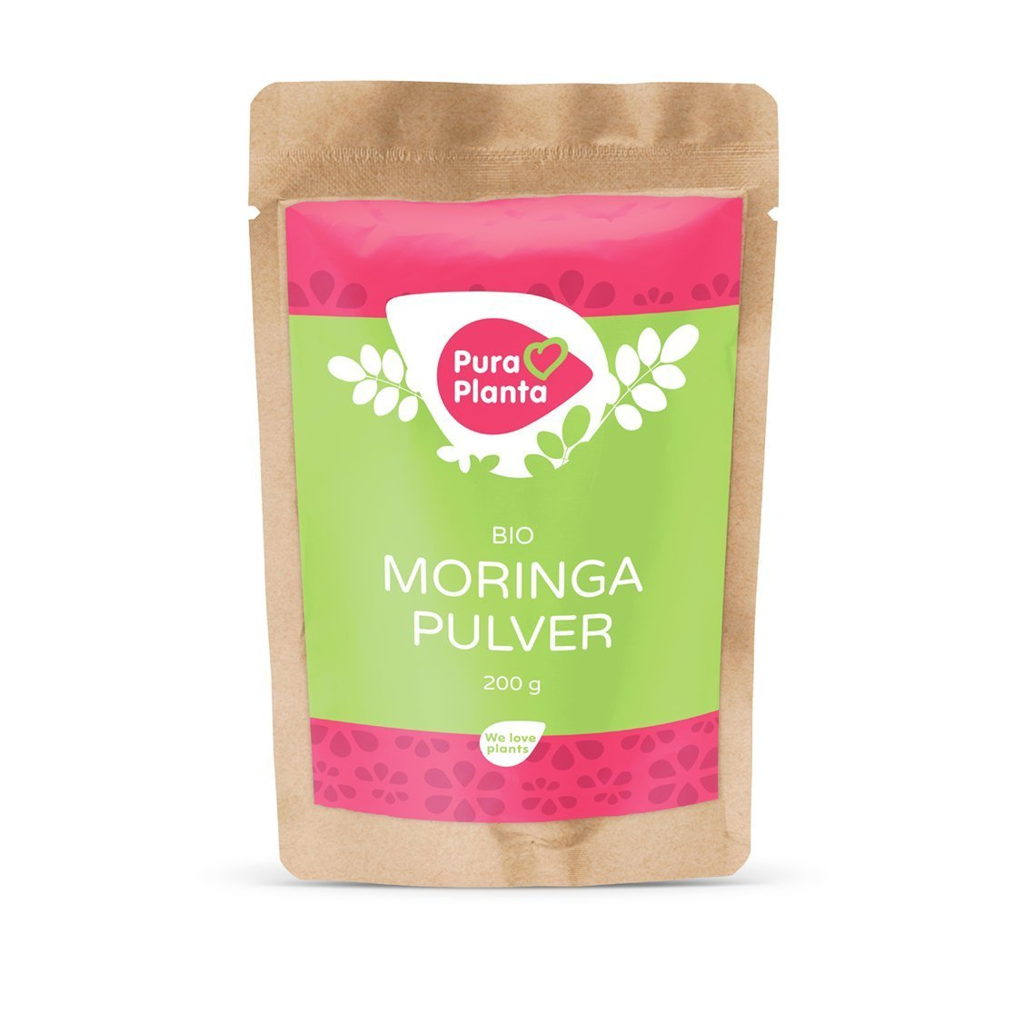 Moringa Bio Pulver